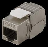 RJ45 Cat6 Connectoren / Keystone