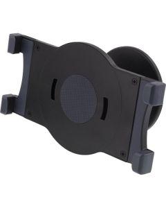 """US-2111L - Muurhouder voor tablet 7 """"-10"""", 360 ° rotatie, pan / tilt, plastic, zwart"""