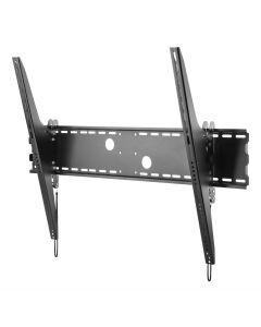 DELTACO ARM-473 Heavy-duty kantelbare TV Beugel, 60-100 inch, max. 100kg
