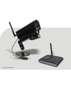 Wireless bewakingscamera met ingebouwd DVR