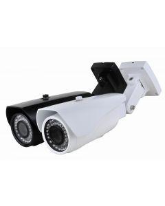 "1/3"" Sony Effio-E 960H Exview CCD 700TVL buiten(outdoor), vandaalproof, 2.8mm - 12mm VF Lens"