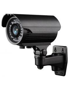 """1/3"""" Sony color CCD 540TVL,  buiten (outdoor),vandaalbestendig, 4mm - 9mm VF lens"""