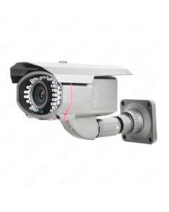"""1/3"""",690TVL WDR, 50m Distance buiten(outdoor), vandaalbestendig, 3.6mm - 16mm VF lens, IP67"""