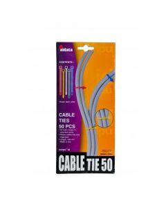 Aidata Cable Zip Band 50stuks