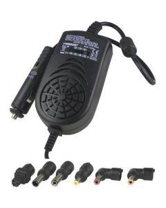 Stroomadapter voor Laptop 15-24V 6A 120W, voor in de auto
