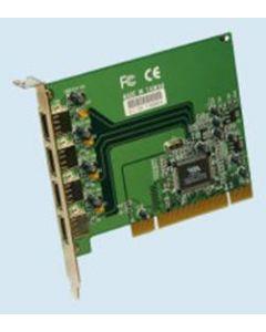 USB 2.0 PCI-poort met 4 externe