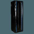 32U 19 inch Serverkast met glazen voordeur
