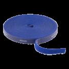 DELTACO CM05B Kabelbinder 5 meter - Blauw